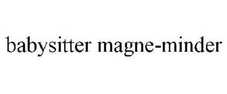 BABYSITTER MAGNE-MINDER