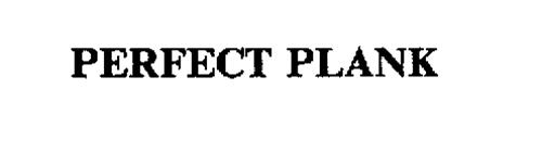 PERFECT PLANK