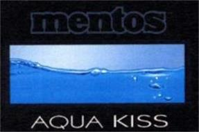 MENTOS AQUA KISS
