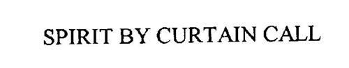 SPIRIT BY CURTAIN CALL