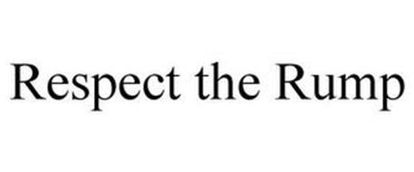 RESPECT THE RUMP