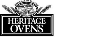 HOMEBAKED QUALITY HERITAGE OVENS