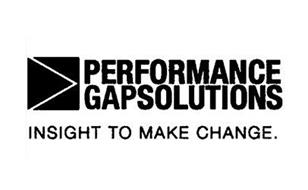 PERFORMANCE GAPSOLUTIONS INSIGHT TO MAKE CHANGE.