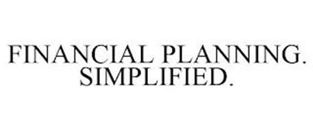 FINANCIAL PLANNING. SIMPLIFIED.