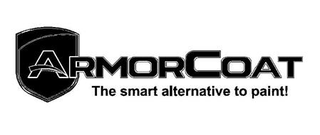 ARMORCOAT THE SMART ALTERNATIVE TO PAINT!