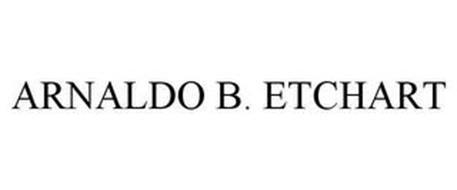 ARNALDO B. ETCHART