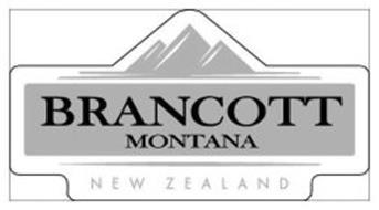 BRANCOTT MONTANA NEW ZEALAND