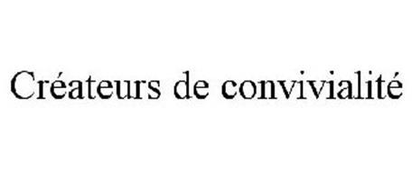 CRÉATEURS DE CONVIVIALITÉ