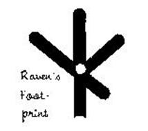 RAVEN'S FOOT-PRINT