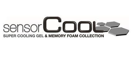 SENSORCOOL SUPER COOLING GEL & MEMORY FOAM COLLECTION