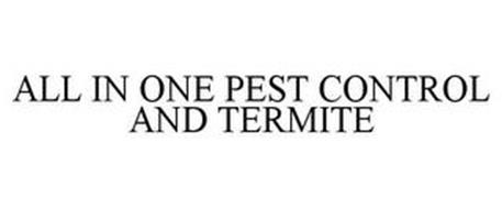 ALL IN ONE PEST CONTROL AND TERMITE