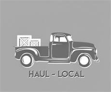 HAUL - LOCAL