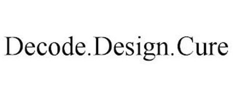 DECODE.DESIGN.CURE