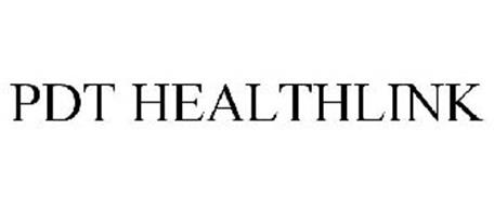 PDT HEALTHLINK