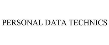 PERSONAL DATA TECHNICS