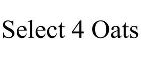 SELECT 4 OATS