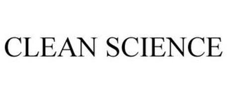 CLEAN SCIENCE
