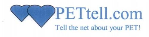 PETTELL.COM TELL THE NET ABOUT YOUR PET!