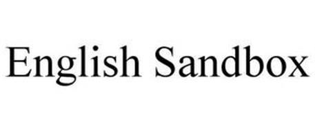 ENGLISH SANDBOX