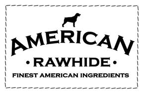 AMERICAN RAWHIDE FINEST AMERICAN INGREDIENTS