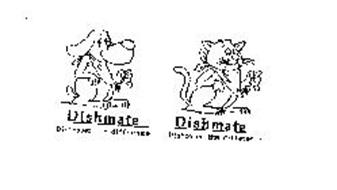 DISHMATE DISHCOVER THE DIFFERENCE