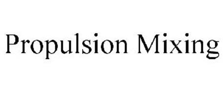 PROPULSION MIXING