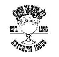 GRUMPY'S EST. 1978 KETCHUM IDAHO