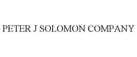 PETER J SOLOMON COMPANY