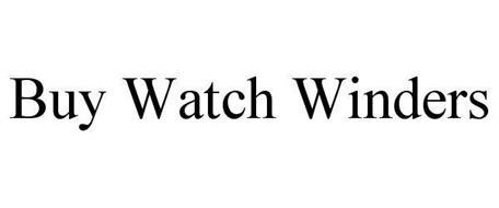 BUY WATCH WINDERS