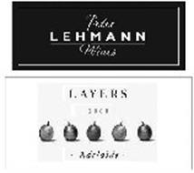 PETER LEHMANN WINES LAYERS 2008 ADELAIDE