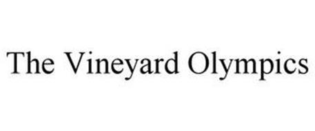 THE VINEYARD OLYMPICS