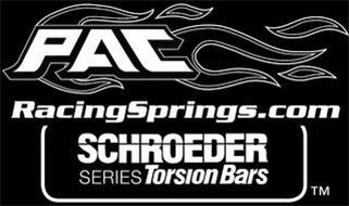 PAC RACINGSPRINGS.COM SCHROEDER SERIES TORSION BARS