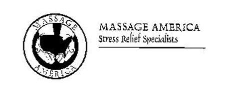 MASSAGE AMERICA STRESS RELIEF SPECIALIST