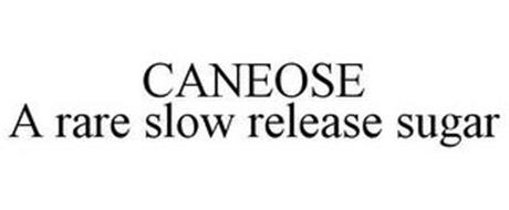 CANEOSE A RARE SLOW RELEASE SUGAR