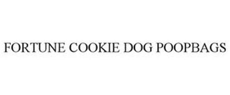 FORTUNE COOKIE DOG POOPBAGS