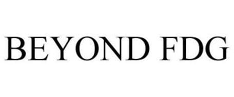 BEYOND FDG