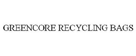 GREENCORE RECYCLING BAGS