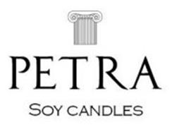 PETRA SOY CANDLES