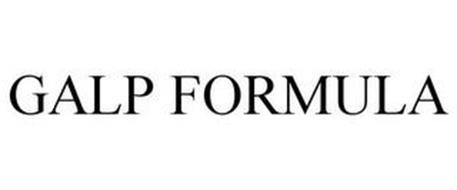 GALP FORMULA