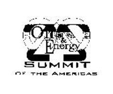 MARK OIL & ENERGY SUMMIT OF THE AMERICAS