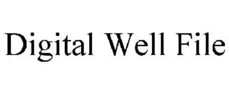DIGITAL WELL FILE