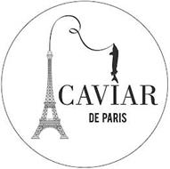 CAVIAR DE PARIS