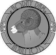 HORNY RAM ADULT TOYS