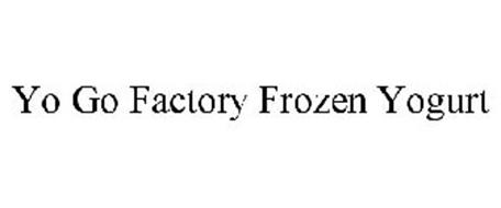 YO GO FACTORY FROZEN YOGURT