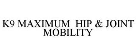 K9 MAXIMUM HIP & JOINT MOBILITY