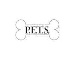 PETERSON EXPRESS TRANSPORT SERVICES P.E.T.S. ANIMAL RESCUE ROAD TRIPS