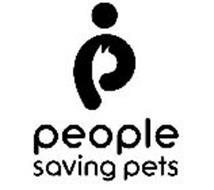 P PEOPLE SAVING PETS