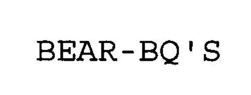 BEAR-BQ'S