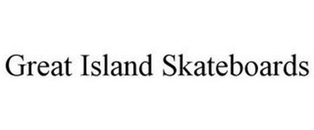 GREAT ISLAND SKATEBOARDS
