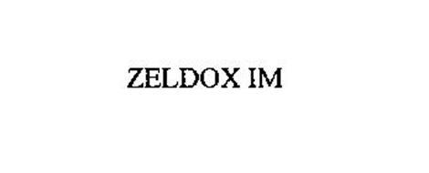 ZELDOX IM